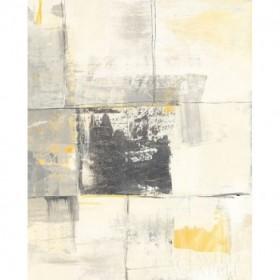 Gray and Yellow Blocks III