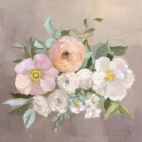 Pale Floral Spray II