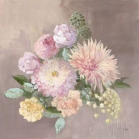 Pale Floral Spray I