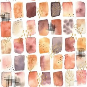 Desert Blooms Pattern XIIA