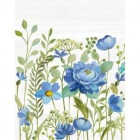Botanical Blue VII