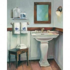 Cottage Sink Navy
