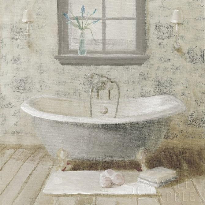Victorian Bath I Neutral