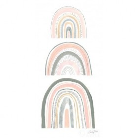 Boho Rainbow VI