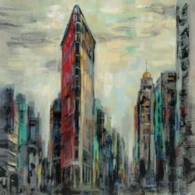 Manhattan Flatiron Building
