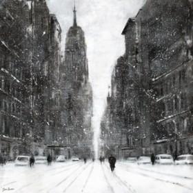 Snow Flurries, 5th Avenue