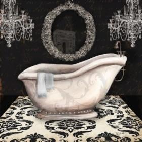 Midnight Bath I