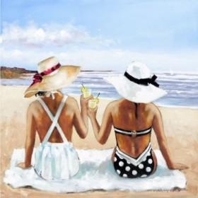 Ladies with Lemonade