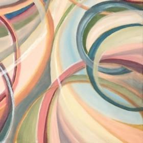 Overlapping  Rings III