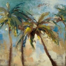 Island Morning Palms Square I