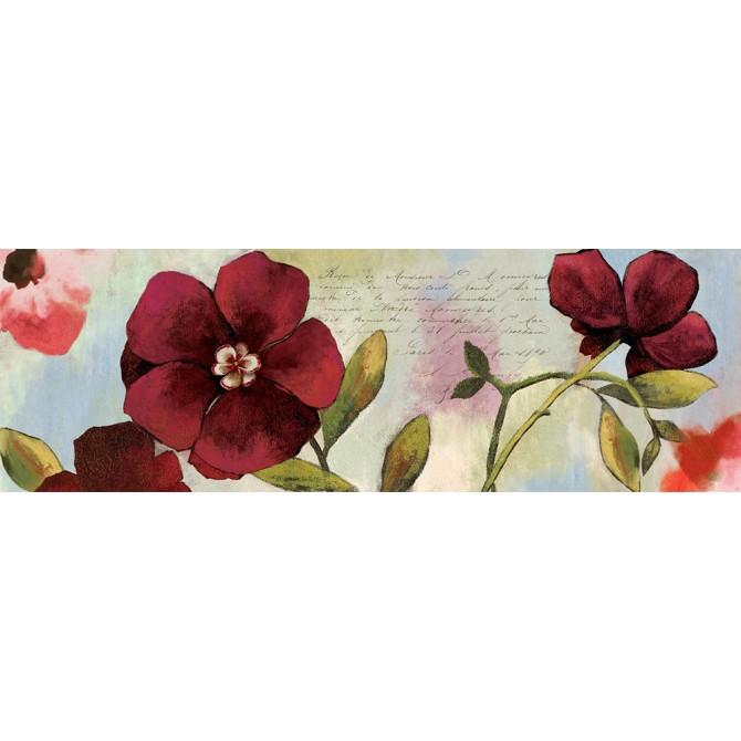 Cuadro de flores Outdoor I