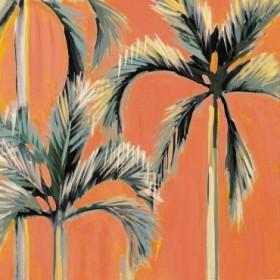 California Orange Palms