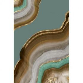 Agate Earth Tones I