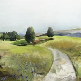 Green Pastoral Landscape