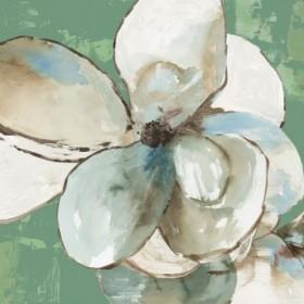 Emerald Flower II