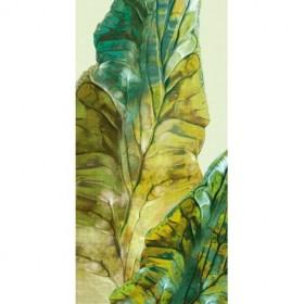 Tropical Green Leaves II