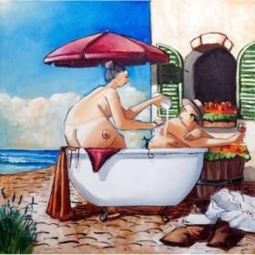 Terrace Bath