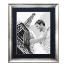 Silver Classic Smooth Frame