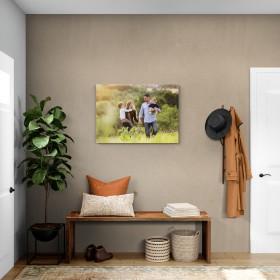 copy of Lienzo con tu foto - Formato rectangular vertical.