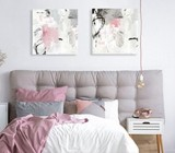 Decorative wall art for bedroom