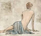 Figurative Paintings Women Back