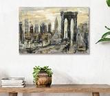 Modern Cities canvas prints