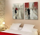 Modern Figurative canvas prints