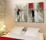Modern Figurative canvas prints
