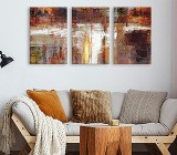 Abstract Landscapes canvas prints