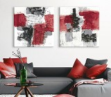 Abstract Minimalist canvas prints