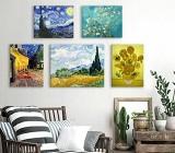 Van Gogh canvas prints