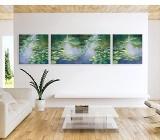 Monet canvas prints