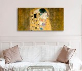 Klimt canvas prints