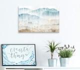 Mountains canvas prints