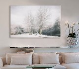 Snowy Landscapes canvas prints