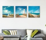 Beaches canvas prints