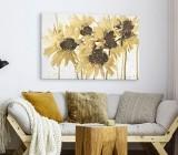 Cuadros Flores Amarillas