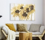 Yellow Flowers canvas prints
