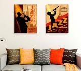 Music & Cinema canvas prints