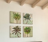 Tropicals canvas prints