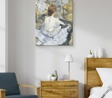 Classic wall art for bedroom