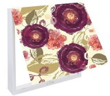 FLOWERS COVER FUSE BOX